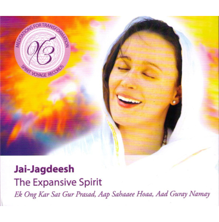 The Expansive Spirit by Jai-Jagdeesh