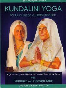 Kundalini Yoga for Circulation & Detoxification with Gurmukh & Snatam Kaur
