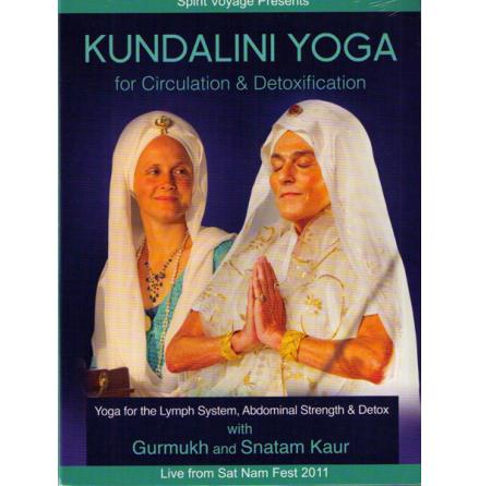 Kundalini Yoga for Circulation & Detoxification with Gurmukh & Snatam Kaur