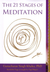 21 Stages of Meditation - bok