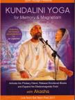 Kundalini Yoga for Memory & Magnetism with Akasha