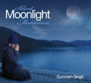 Silent Moonlight Meditaion - CD av Gurunam Singh