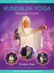 Kundalini Yoga Recharge Yourself - DVD med Snatam Kaur