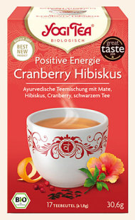 Yogi Tea - Positive energy