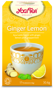 Yogi Tea - Ginger Lemon