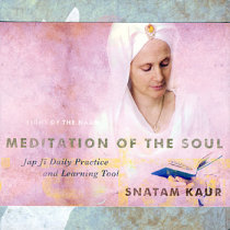 Jap Ji, Meditation of the Soul - book + 2 Cd