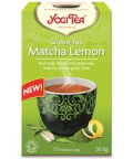 Yogi Tea - Green Tea Matcha Lemon