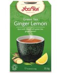 Yogi Tea - Green Tea Ginger Lemon